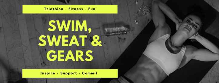 Greyscale Photo Women's Fitness Quotes Facebook Cover-3