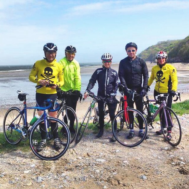 Gower - Chippenham Tri & couple of Pirates training