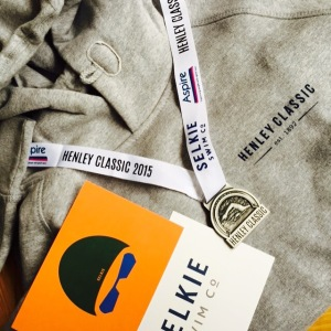 Medal and prize hoodie